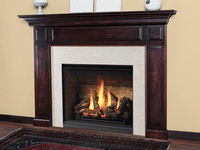 17 Best Ideas About Fireplace Mantel Surrounds On