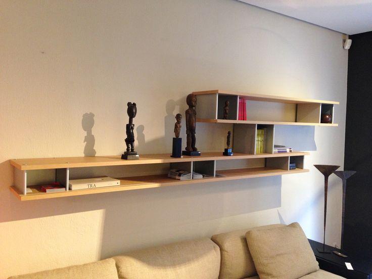 Etagère Nuage - Cassina Design Charlotte Perriand dim: 310xP33xH72cm 4095€ -50% > 2047€ Sur Nice!