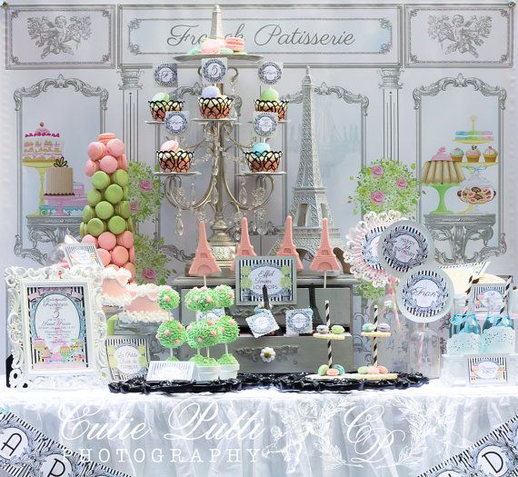 25 best ideas about paris party decorations on pinterest for Paris themed decor