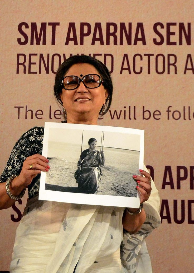 Create moments that touch viewers' heart, Ray's advice to Aparna Sen , http://bostondesiconnection.com/create-moments-touch-viewers-heart-rays-advice-aparna-sen/,  #Createmomentsthattouchviewers'heart #Ray'sadvicetoAparnaSen
