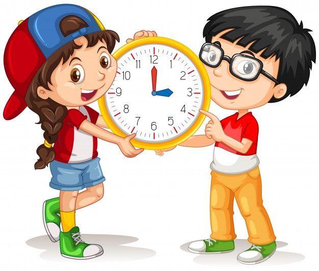 Nino Y Nina Tenencia Reloj Vector Grat Free Vector Freepik Freevector Circulo Ninos Chica Carac Graficos De Ninos Reloj Animado Dibujos Para Ninos