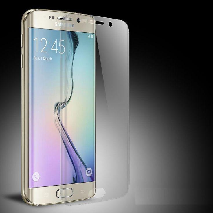 Pellicola Samsung S6 Edge Galaxy In PET Curva Copertura Bordi Display Curvo