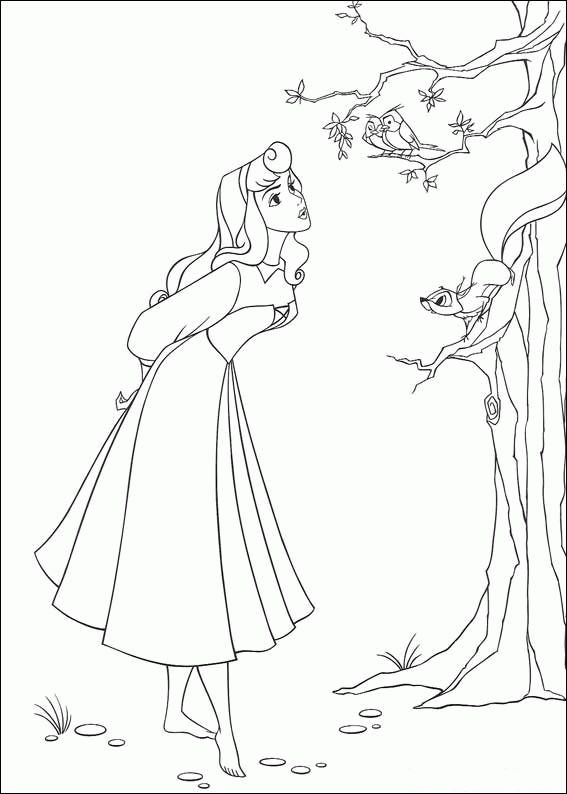 53 best Disney Sleeping Beauty Coloring Pages images on Pinterest