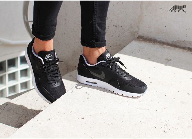 the latest 446ba d1490 ... wholesale just life style nike wmns air max 1 ultra essentials black  2cd18 69db3