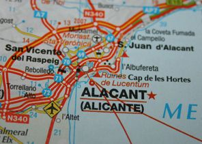 Alicante Weather