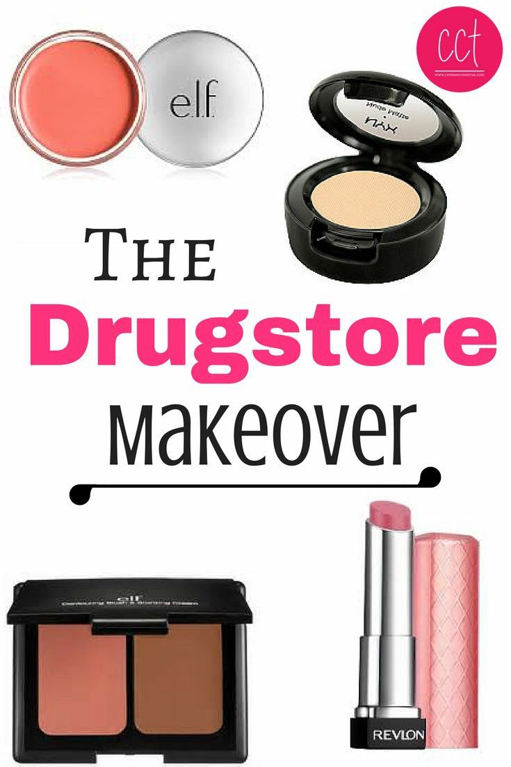 You can get a whole new look with drugstore makeup and skincare for an affordable price!  My roundup