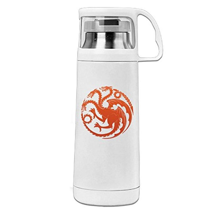 DAMEI Game Of Thrones Best Drama Series Stainless Steel Mug / 350mL Coffee Thermos & Vacuum Flask Water Bottle - Brought to you by Avarsha.com