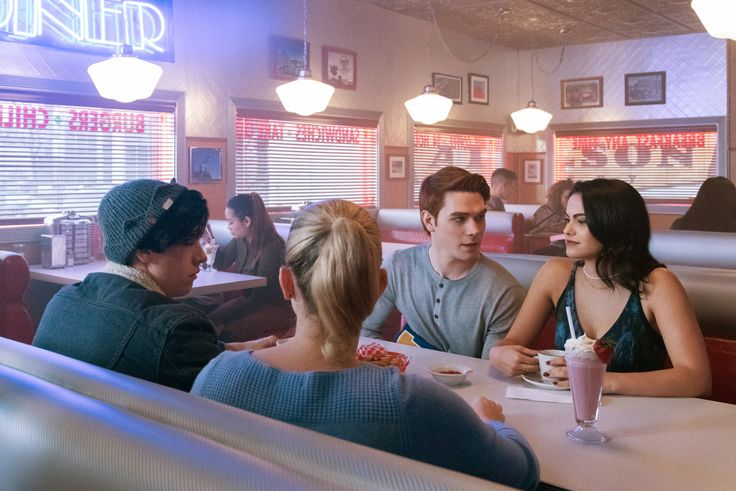 Double dates on Riverdale don't come without a side of drama! Stream full episodes on The CW App: www.cwtv.com/shows/riverdale