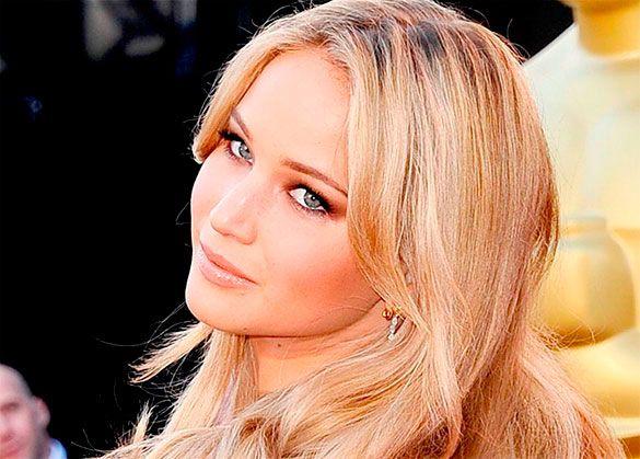 """2. Jennifer Lawrence: la actriz de """"Los juegos del hambre"""" cae del primer puesto este año."""