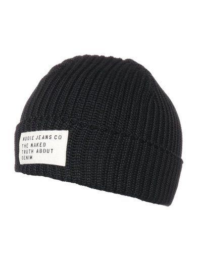 http://sellektor.com/user/dualia/collection/zalandoo Nudie Jeans NICHOLSON Czapka black