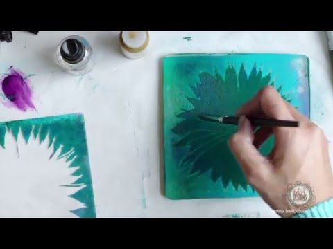 Part 1: Bold, Expressive & Unconventional Printmaking with Traci Bautista - YouTube my online workshop with Strathmore Artist Papers