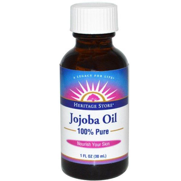 Heritage Products, 100$% Pure Jojoba Oil, 1 fl oz (30 ml)