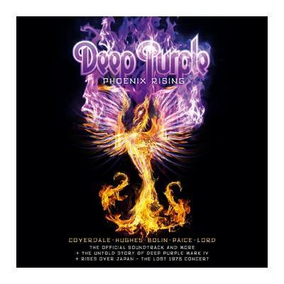 "L'album dei #DeepPurple intitolato ""Phoenix Rising""."