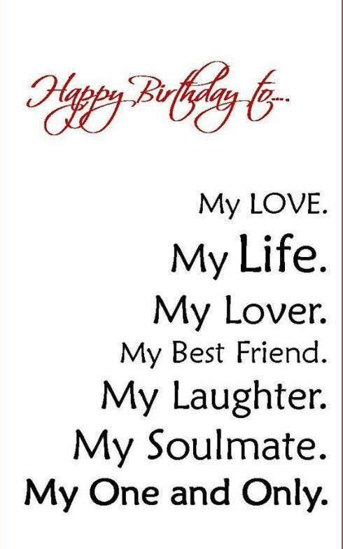 Best 25+ Birthday quotes for husband ideas on Pinterest