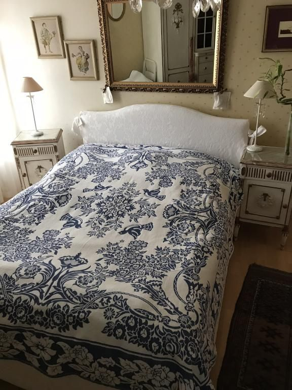 Schönes Schlafzimmer Im Vintage. #Schlafzimmer #Einrichtung #bedroom  #interior #Vintage #