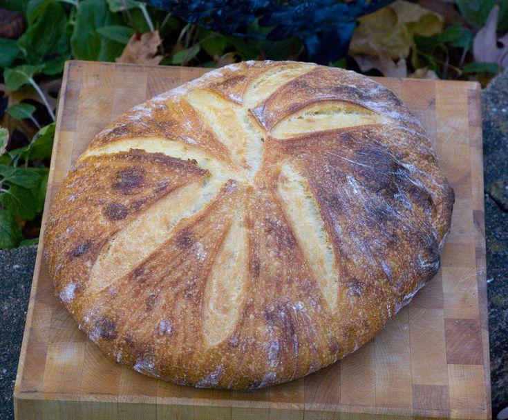 100% Durum Semolina 36 Hour Sourdough Bread