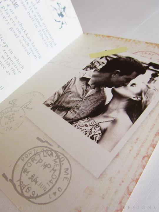 Passport wedding invitations by Secret Diary Designs www.secretdiary.co.za