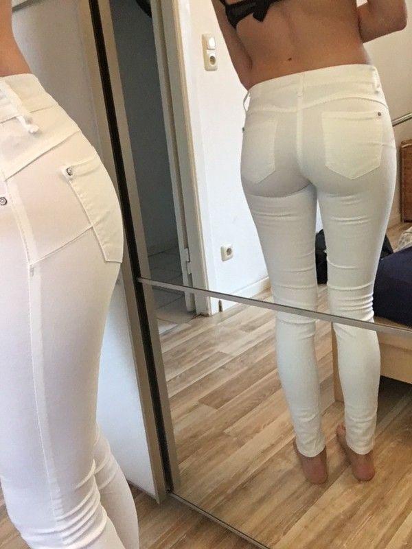 b26e9a21d5749 Weiße Jeans neu - Kleiderkreisel
