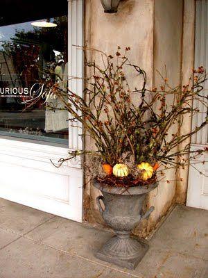 Halloween Urn Decorations Alluring 306 Best Halloween & Fall Images On Pinterest Design Inspiration