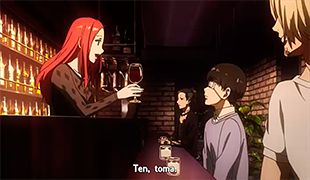 Tokyoghoul capítulo 4 - redanimes