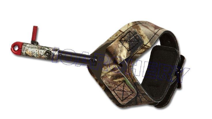 Release Aids 181303: Caliper Bow Release Scott Archery Standard Buckle Strap Camo -> BUY IT NOW ONLY: $56.39 on eBay!