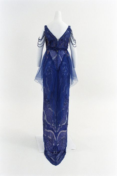 Doucet evening dress, c. 1915