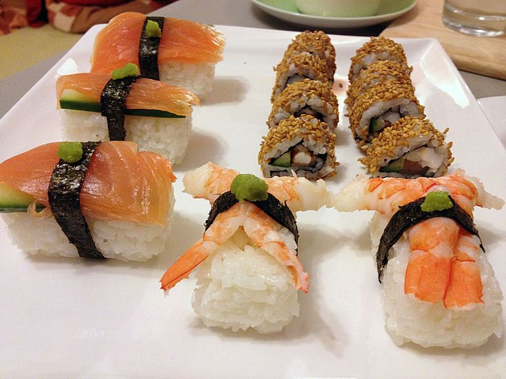 the 25+ best inside out sushi ideas on pinterest | how to roll ... - Harumis Japanische Küche
