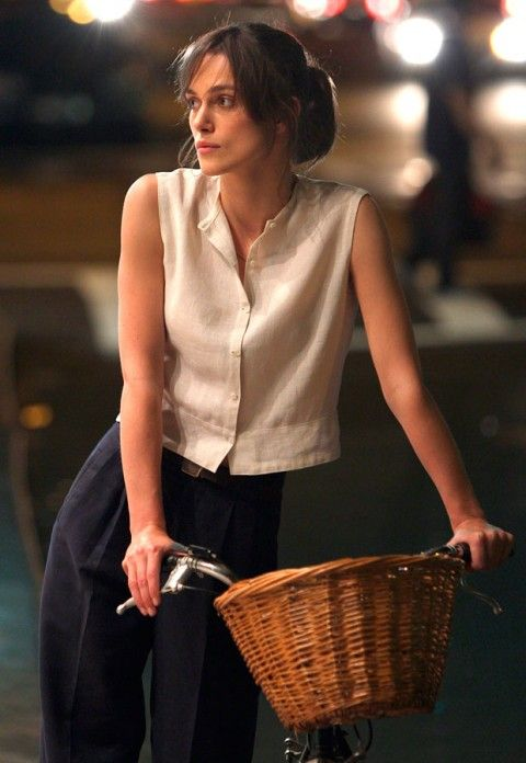 Keira Knightly in Begin Again. Love this film and loved Keira's performance in it.