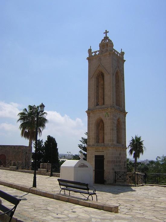 Cyprus Ayia Napa's monastery, Cyprus