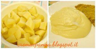 Crema e panna: Le patate con amc