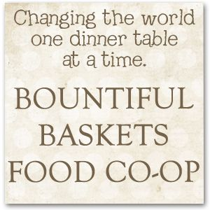 Bountiful Basket Blog - meal plans, how to use what comes in your basket, recipes