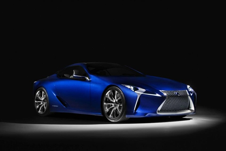 The Lf Lc Blue Hybrid