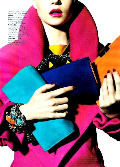 ColorColors Colors, Colors Inspo, Clutches Highfashion, Handbags Heavens, Colors Mode, United Colors, Colors Clutches, Fabulous Colors, Colors Inspiration