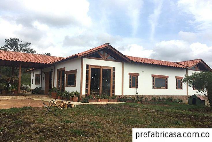 M s de 1000 ideas sobre modelos casas prefabricadas en - Opiniones sobre casas prefabricadas ...