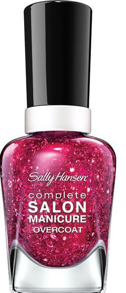 Sally Hansen Complete Salon Manicure - 630 Strawberry Shields