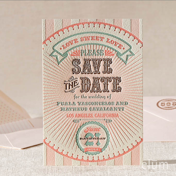 188 best inspiration wedding invitations images on pinterest elums proud winner of the 2013 louie awards wedding invitation category and a 2012 how international design award the sweet shoppe letterpress wedding stopboris Image collections