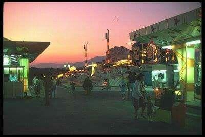 Λούνα παρκ Σαλαμίνα