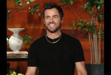 Jennifer Aniston Only Likes Justin Theroux's Beard Up to a Point
