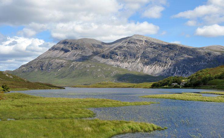 Arkle, Loch Stack, Sutherland.