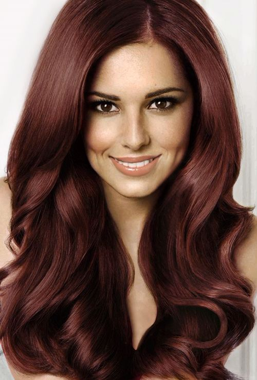 Cheryl Cole Hair Colour