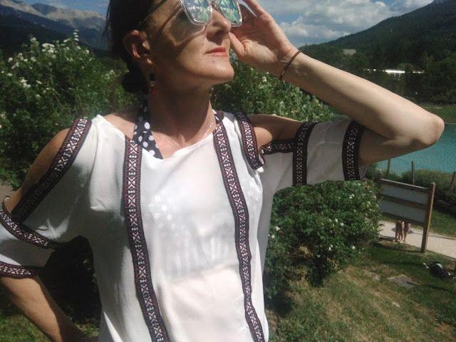 BABALUCCIA    FASHION AND MY CHIC IDEAS  : GIORNATA BON TON ALLA PISCINA BIOLOGICA
