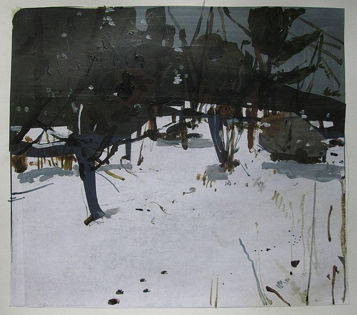 Back Garden, January 31