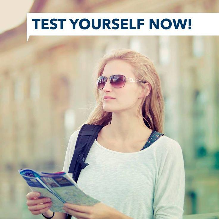 Il tuo inglese è pronto per la sfida di un viaggio all'estero? Scoprilo subito con il WSE English test! Clicca qui:  http://www.wallstreetsalerno.it/test-your-english/  #wallstreetsalerno #wallstreetenglish