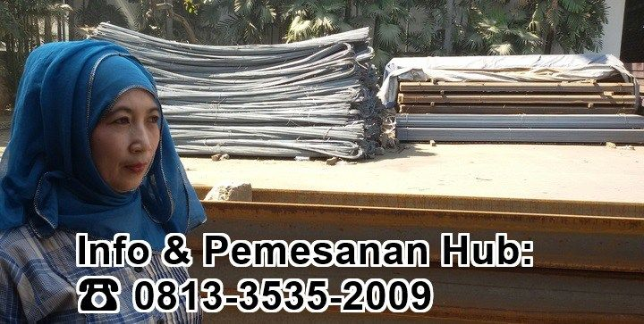 Produk Wide Flange kami di Surabaya