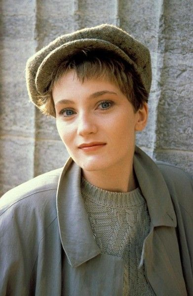 Patricia Kaas in youth