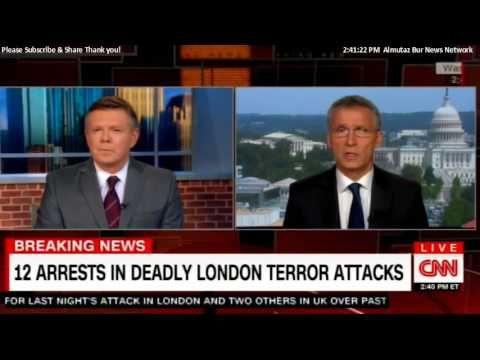 NATO Secretary General Jens Stoltenberg speaks on London's Event. #NATO ...