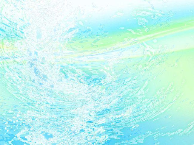 ألوان مائية تصميم المياه سبلاش Background Outdoor Wallpaper