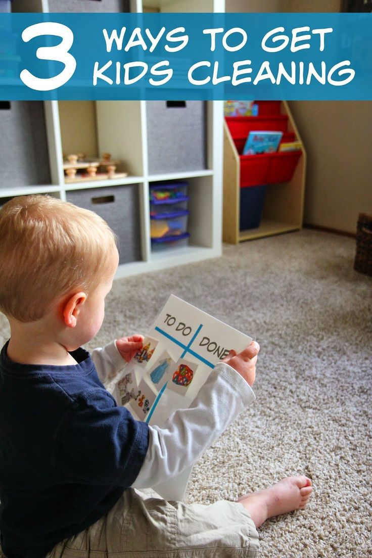Toddler Approved!: 3 Ways to Get Kids to Clean Up with Less Frustration