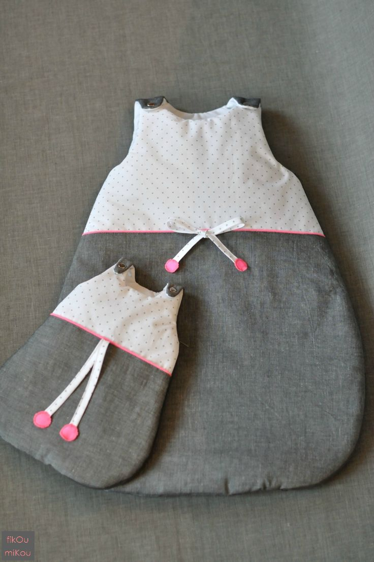 Mini & Maxi - sleeping bag for baby
