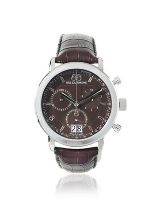 48% OFF 88 Rue du Rhone Men's 87WA130022 Brown Stainless Steel Watch
